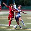 Jamesville-DeWitt vs East Syracuse Minoa Girls Soccer Oct 8, 2016
