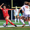 Baldwinsville at Liverpool - Girls Soccer - Sept 26, 2017