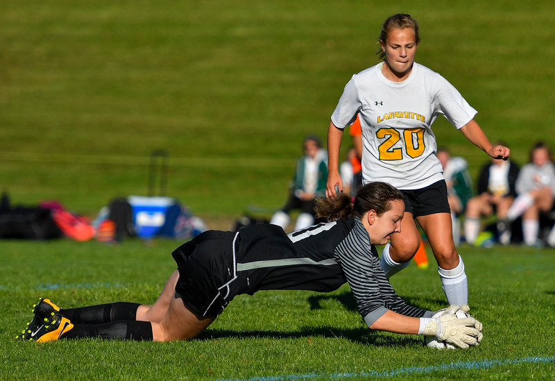 Cooperstown at LaFayette Section 3-Class C-Round 1- Girls Soccer - Oct 17, 2017
