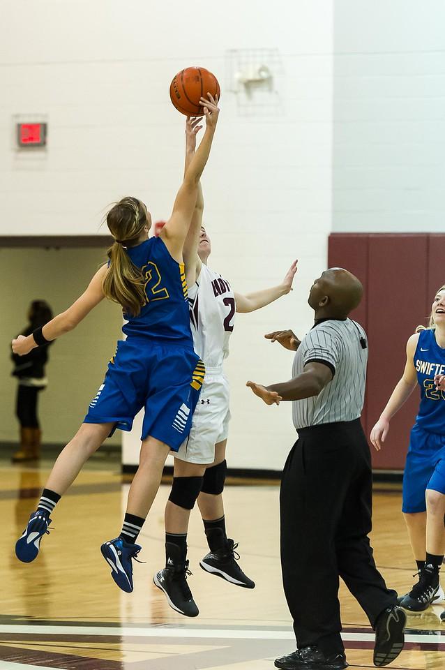Lady Lopes Basketball, 2014-2015