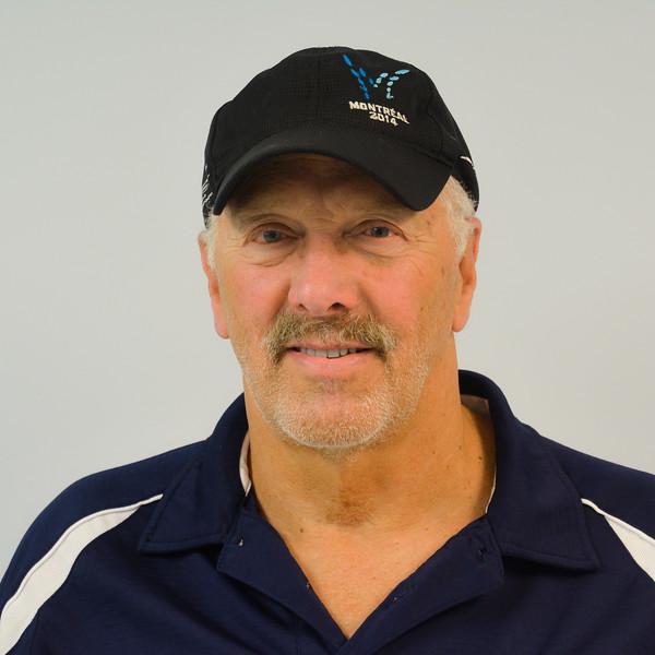 Coach Michael Laux
