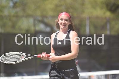 Girl's Tennis Regionals 5-16-18