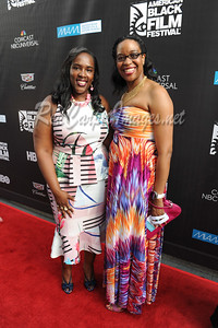 MIAMI, FL - JUNE 14: ABFF Talent, Sponsors, and Guests arrive to the Girls Trip Premiere at the Olympia Theaterl on Wednesday, June 14, in Miami, FL, USA. (Photo by Aaron J. / RedCarpetImages.net for ABFF)