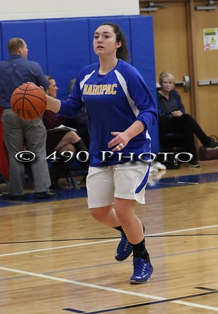 Girls Varsity BB-MahopacvsCarmel