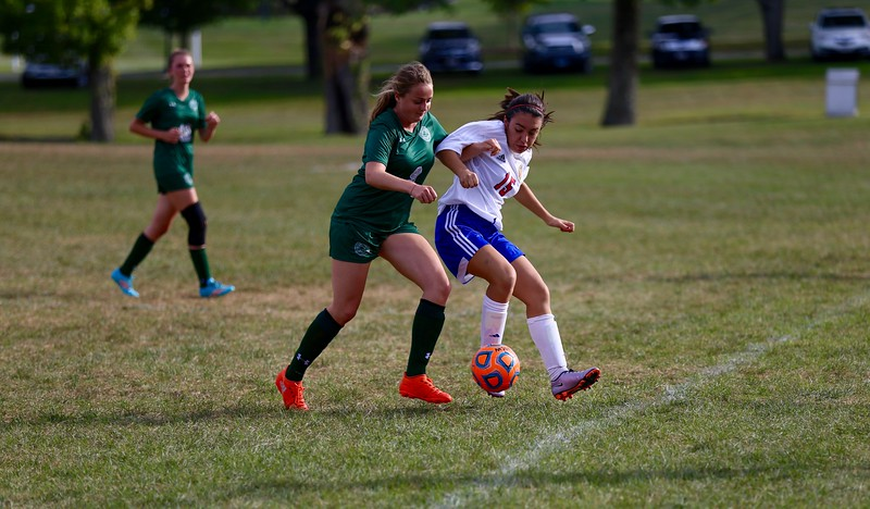 Girls Varsity Soccer vs. Wilbraham & Monson Academy (Sept. 21, 2016)