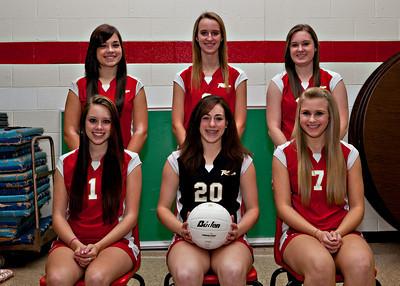 Redeemer Girls Volleyball V Hazleton-1 copy