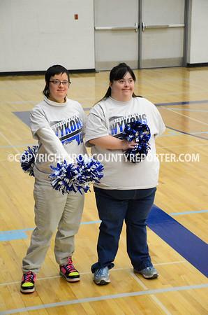 Girls Wykon Basketball