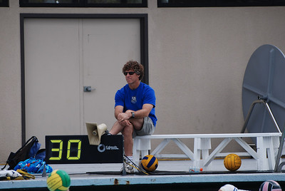 Junior Olympics Coastal Zone Qualifier Tourney 2008 Semi-Finals - Santa Barbara Water Polo Club vs Trojan Water Polo Club 14U Girls 6/8/08. Final score 11 to 9. SBWPC vs TWPC