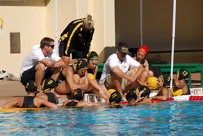 S & R Sport Junior Olympics 2009 - Platinum Division 16U Girls Championship Game - Commerce Water Polo Club vs SoCal Black 8/2/09. Final score 5 & 3 to 5 & 1 shoot out. Gold Medal CWPC vs SCWPC. Photos by Allen Lorentzen.