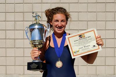 USCC 2009 16U MVP Chloe Brooks - Santa Barbara.  Photo © 2009 Allen Lorentzen