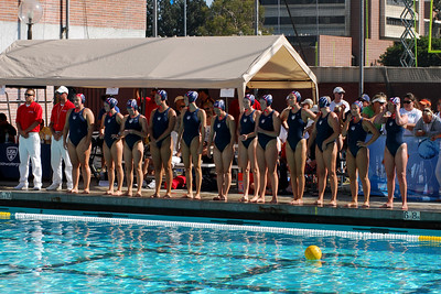 S & R Sport Junior Olympics 2010 - Platinum Division 18U Girls First Place Game - Los Angeles Water Polo Club vs Socal 8/8/10. Final score13 to 12 Shoot Out. LAWPC vs SWPC. Photos by Allen Lorentzen.