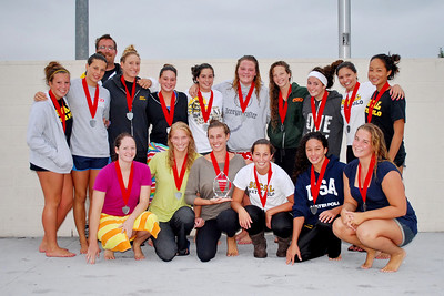 2010 Top 40 Second Place - Socal Water Polo Club.  Photo © 2010 Allen Lorentzen