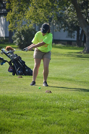Girls golf 2016