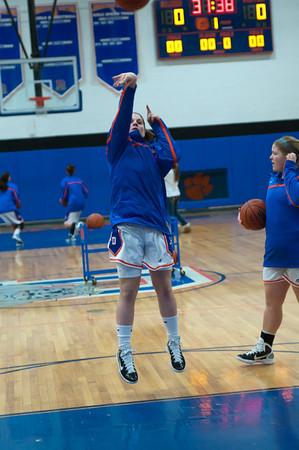 2010-12-17 Dayton Girls Varsity Basketball vs St Patrick's