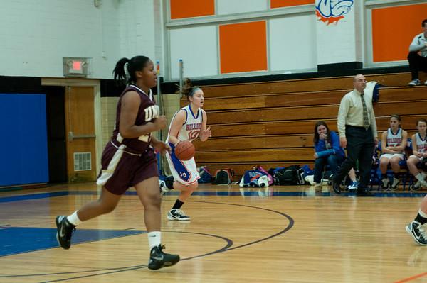 2011-02-15 Dayton Girls Varsity Basketball vs Union