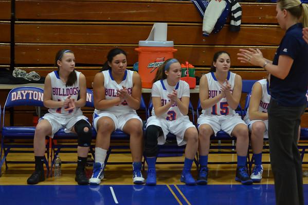 2012-01-20 Dayton Girls Varsity Basketball vs New Providence