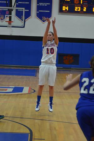 2012-01-24 Dayton Girls Varsity Basketball vs Union Catholic