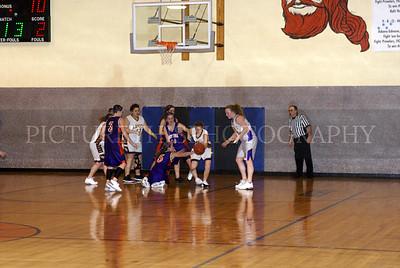Girl's Basketball