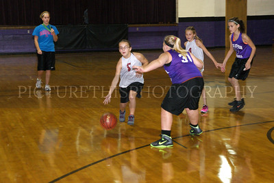 5th and 6th Grade Girls Basketball 2013