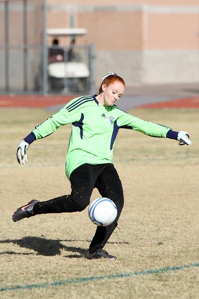 Girl's HS Soccer