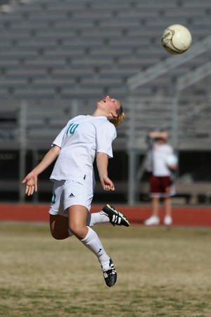 Highland HS Girl's Soccer 2-4-12