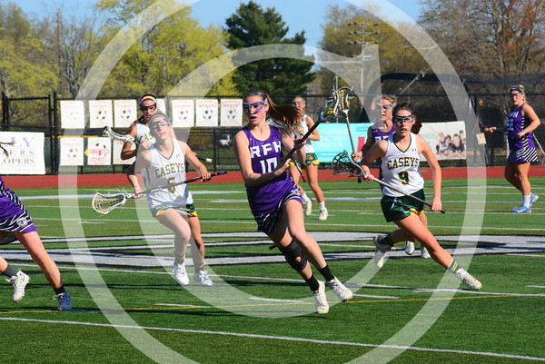RBC vs RFH 2016 Girls Lacrosse