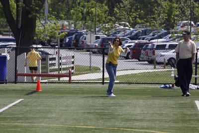 Hoyas vs Towson Tigers May 7, 2011