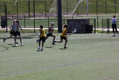 Girls Lacrosse UMBC Retrievers 2013 - Midget League