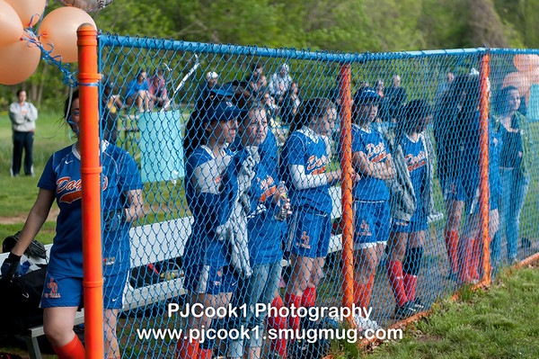 Dayton Girls Varsity Softball UCIAC Tourn vs Scotch Plains-Fanwood #3 of 6