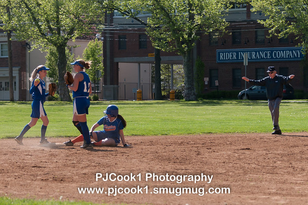 Dayton Girls Varsity Softball UCIAC Tourn vs Scotch Plains-Fanwood #1 of 6