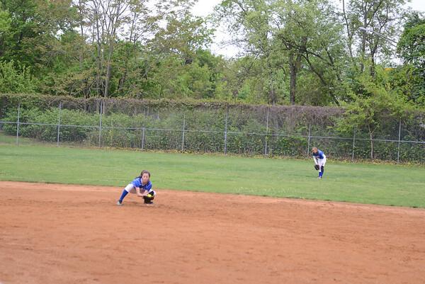 2012-05-07 Dayton Girls Varsity Softball - UCT 1st RD vs David Brearley #6 of 7