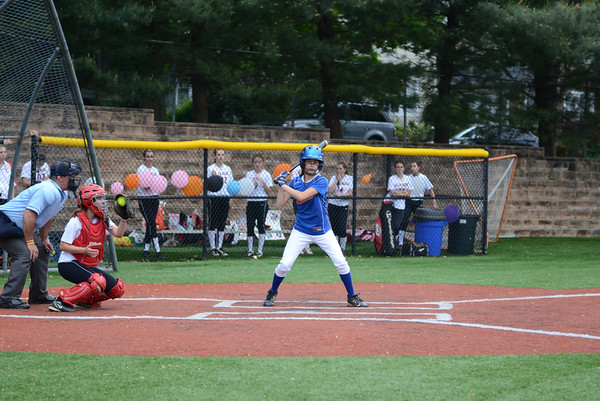 2012-05-23 Dayton Girls Varsity Softball Sectional 1st RD vs Glen Ridge #4 of 7