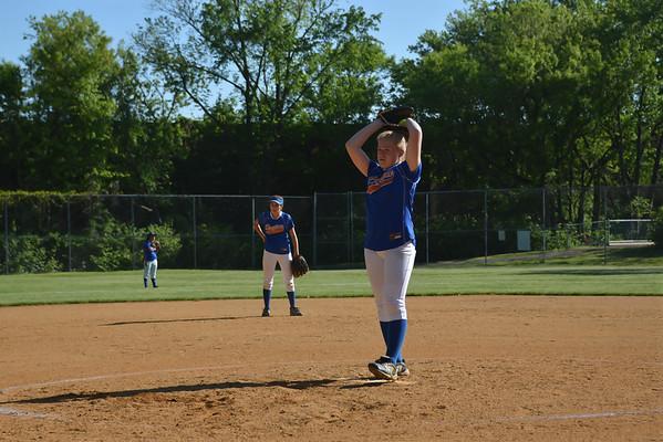 2013-05-14 Dayton Girls Varsity Softball vs Union #2 of 6