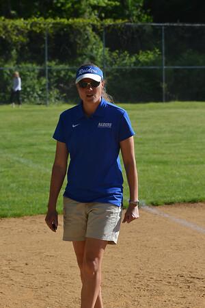 2013-05-17 Dayton Girls Varsity Softball vs Scotch Plains-Fanwood #2 of 7