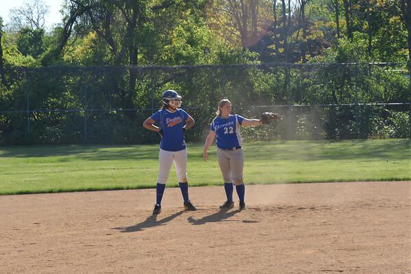 2013-05-17 Dayton Girls Varsity Softball vs Scotch Plains-Fanwood #4 of 7