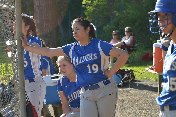 2013-05-17 Dayton Girls Varsity Softball vs Scotch Plains-Fanwood #6 of 7