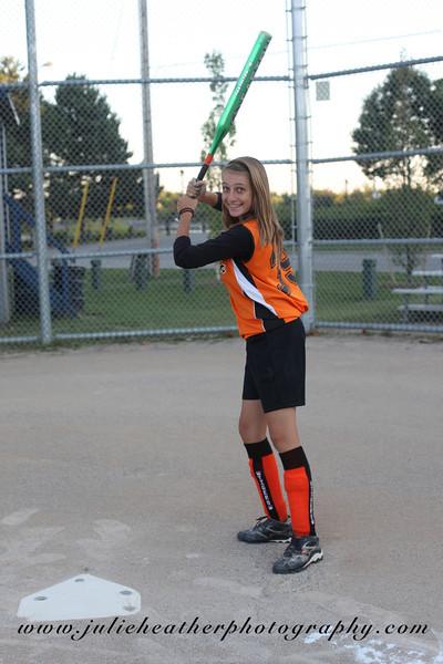 Girls Softball Team- Monique