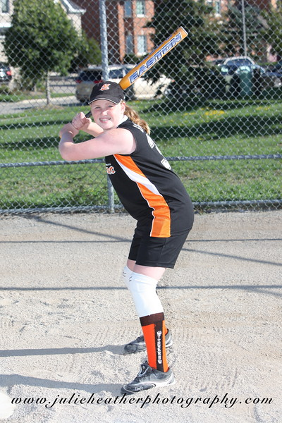 Girls Softball team 4
