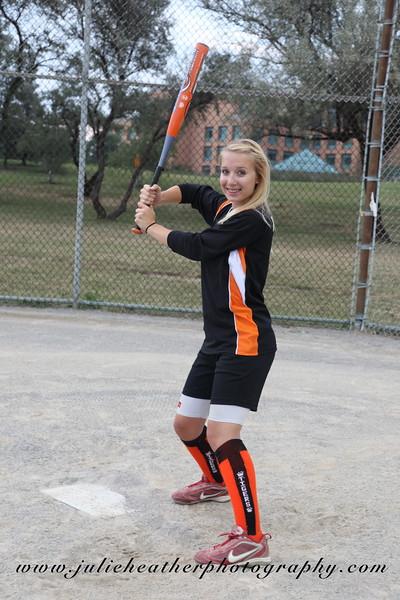 Girls Team Softball. Team 2 August 2012