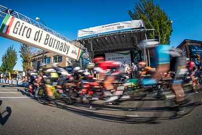 Giro Di Burnaby 2017, BC Superweek
