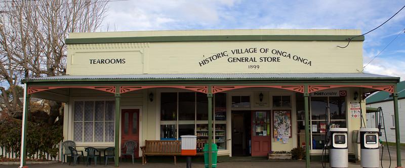 Onga Onga General Store 1899