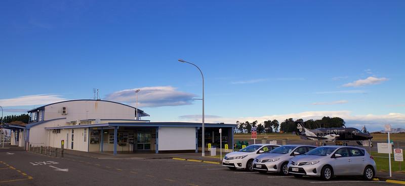 Gisborne Airport