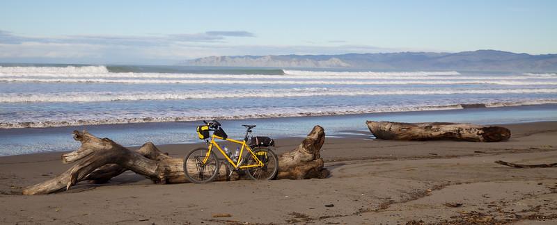 Thorn Nomad Midway Beach Gisborne Jun 2015