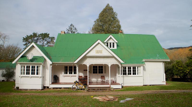 Horoeka Homestead, Mander Road, Gisborne June 2015