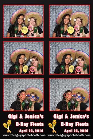 Gita & Jenica's Bday - 4.23.16