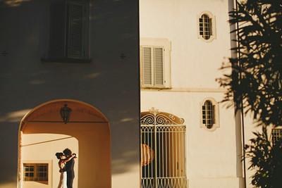Giulia + David Wedding