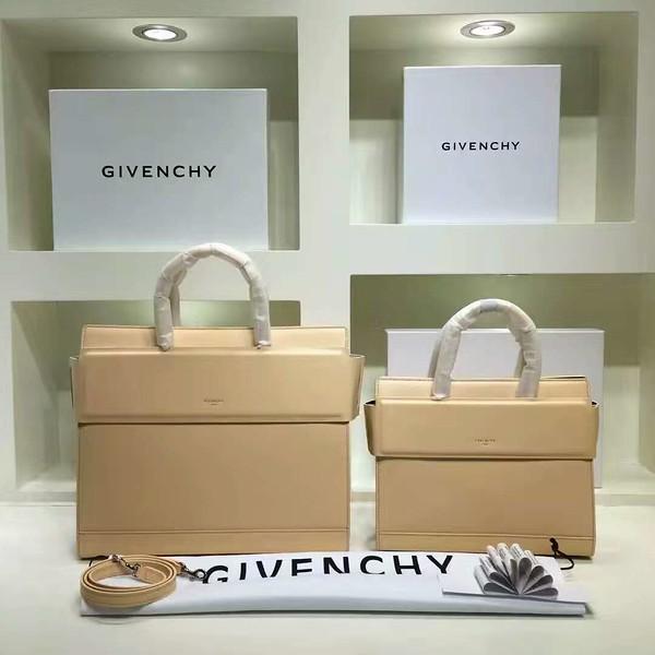 Givenchy Horizon 35 and 27 cm peach