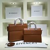 Givenchy Horizon 35 and 27 cm tan