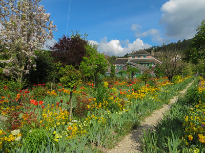 Giverny Scenes