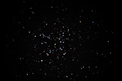 Roy Ellzey – The famous Doughnut Cluster taken with the PlaneWave telescope just slightly out of focus.  Probably M38 - an open cluster